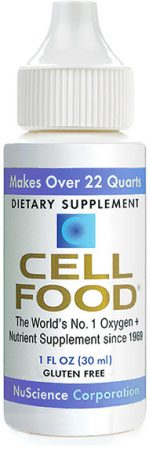 Cellfood 1oz Bottle