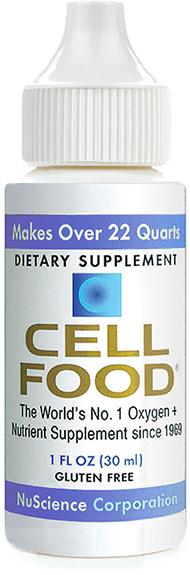 Cellfood 1oz Bottle