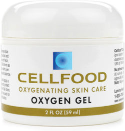 Cellfood Oxygen Gel 2 Ounce Jar