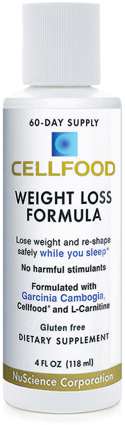 Cellfood Weight Loss Formula
