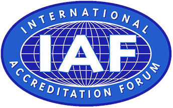 International Accreditation Forum Logo