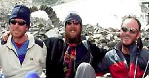 Karrimor Expedition Team